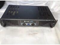 Skytec Pro-600 Amplifier 600W. One side does not work