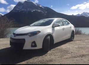 2014 Toyota Corolla Sport - Upgraded Package