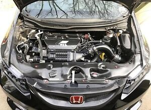 Civic SI Carbon Grill