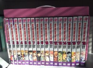 Ouran High School Host Club COMPLETE manga collection (vol 1-18)