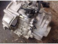 Vw golf mk7 Gtd 6 speed manual gearbox PDT Scirocco