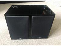 AE Audio energy compact 1 loud speakers