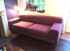 IKEA KRAMFORS 3 seater sofa