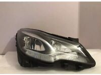Genuine Mercedes E Class A207 Coupe LED Xenon Headlight 2013-2014-2015-2016-