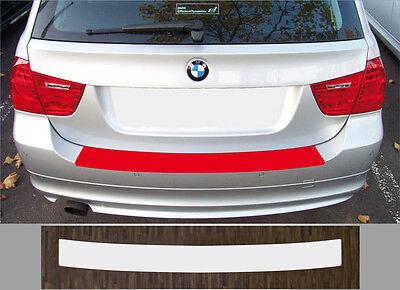 Lackschutzfolie Ladekantenschutz transparent BMW 3er Touring E91, Bj. 05-12