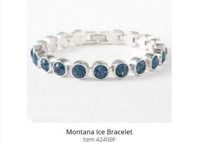 Touchstone Crystal Swarovski Ice Montana  Ice