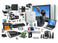 I buy laptops,tv's,gaming consoles and other electronics