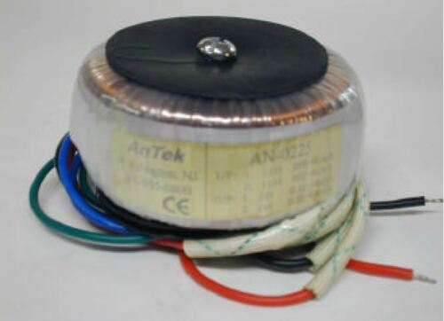 100VA 15V + 15V 30VCT Power Transformer Antek AS-1215