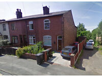Three bed house with off-road parking in Lowton