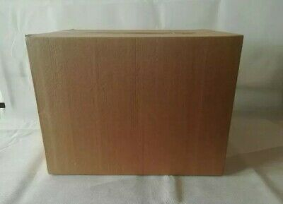 4 Single Wall Cardboard Box for Storage Removal or Packaging