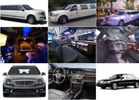 SPRING limo Package Birthday  niagara wedding concert limousines