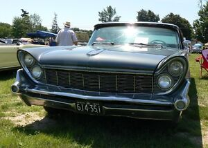 1959 Lincoln 2 door Hard Top