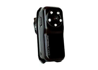 PatrolEyes Mini 1080P HD DV Camera Police Video Recorder Metal Case + 8GB SD