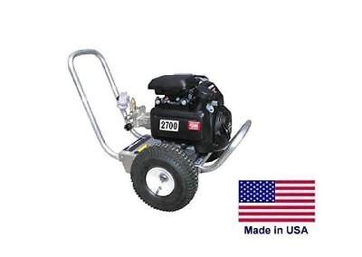 Pressure Washer Portable - Cold Water - 2.5 Gpm - 2700 Psi - 5 Hp Honda Eng Ari