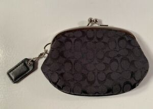Mint Condition (Almost New)- COACH Change Purse/Mini Wallet