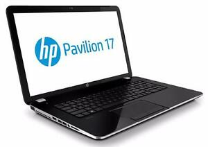 Hp Pavillion 17 128 SSD + 1 TB HD + 12 GB RAM