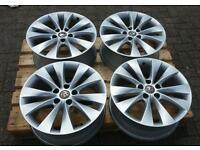 "Genuine Vauxhall Astra 18"" Alloy Wheels"