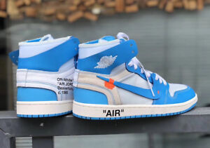 BUYING JORDAN 1 X OFF WHITE UNIVERSITY BLUE
