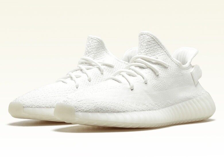 d098d5224 Adidas Yeezy Boost 350 v2 Triple White size 4 (4.5)