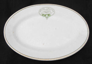 Hotelware and Restaurantware Dishes From BC Wanted