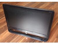 "Widescreen HD 21.5"" LCD monitor"