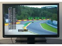 """Toshiba 32"""" Flatscreen HD LED TV, with built in freeview"""