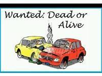 Scrap car removel and all metals