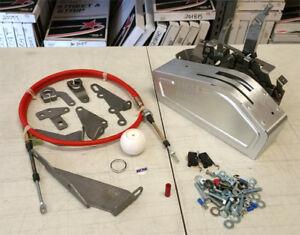 SALE B&M Pro Ratchet Automatic Shifter GM Chevy Ford Mopar Chrysler (3-4speed)