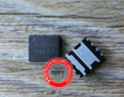 5pcs New Ntmfd4901nft1g 4901nf 4901n Dual N-channel 30v Mos Tube Qfn8