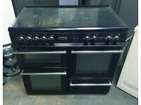 Gas Range Cooker LEISURE COOKMASTER 101 Ex.Condition! 1.5 Years Old - LOCAL FREE DELIVERY