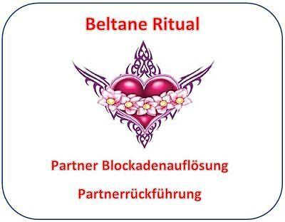 Partnerritual Blockadenlösung Partnerrückführung und Liebesritual NEU!