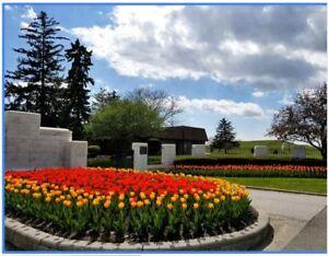 Greenlawn Memorial Gardens Cemetery Plots