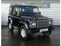 2015 Land Rover Defender XS 90 with Big spec full leather factory edition big...