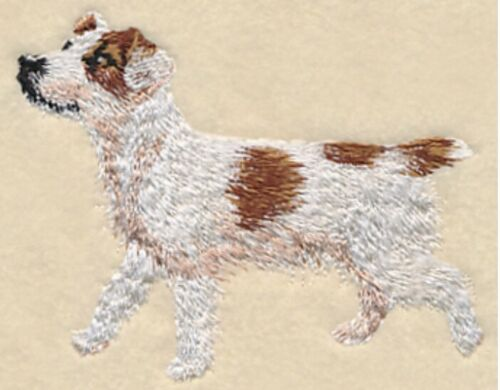 Jack Russell Terrier, Parsons Russell, Hand Towel, Embroidered, Personalized