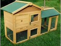 Hutches brand new 147cm long