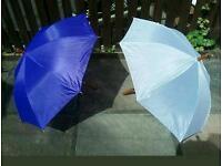Wedding umbrellas job lot