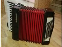 Hello, weltmeister serino 96 basses, Accordion