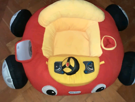 Cozy Coupe Plush Car in good condition.