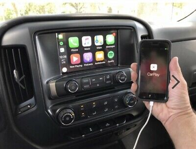 2013-16 Cadillac ATS CARPLAY/ANDROID AUTO Upgrade 2.5 HMI & Radio Module w/NAV