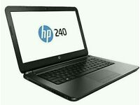 HP 240 laptop, well looked after