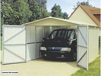 Metel. Garage