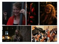 Double Bass and Bass Guitar Tuition in Greater Manchester