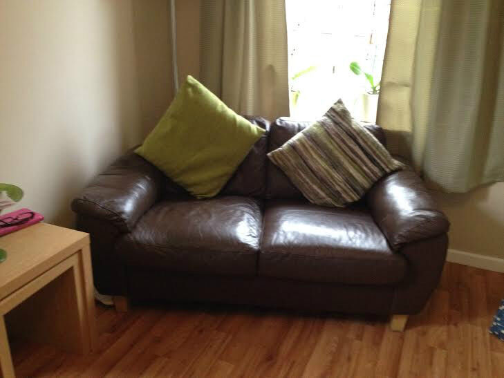 no 2 seater leather sofas | in Norwich, Norfolk | Gumtree