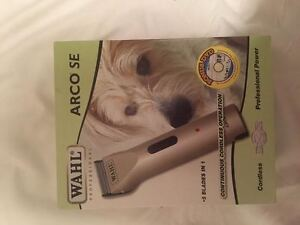 Wahl ARCO SE Professional Cordless Pet Clipper Kit by Wahl Profe