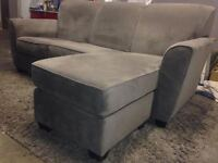 Light Brown SECTIONAL -  Delivery