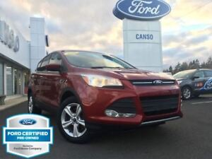 2016 Ford Escape SE-Ford Certified Pre-Owned-2.90% APR