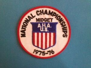 1975-76 National Collegiate Championships Records Book NCAA 1975 1976 Sports