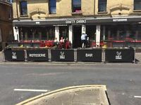 Sous/2nd Chef required for funky Hove Bar & Restaurant
