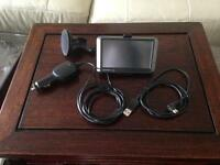 Garmin nuvi 265 with update maps, mount, charger and usb cable