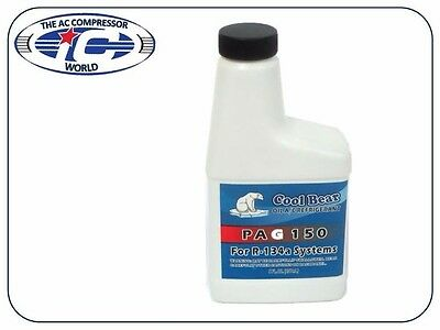 A/C Compressor Oil 8oz/ PAG Oil 150/ AC Oil/ A/C System Oil For R-134A